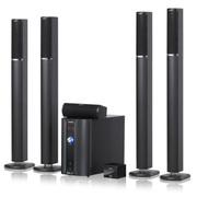 其他 大众博士(USBOSS)AM10双无线环绕蓝牙数字双光纤双解码全木质5.1家庭影院音响