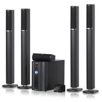 其他 大众博士(USBOSS)AM10双无线环绕蓝牙数字双光纤双解码全木质5.1家庭影院音响产品图片主图