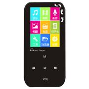 IQQ 无损运动MP3/MP4播放器 超长播高品质音效  HIFI音质 无损音质录音笔 黑色