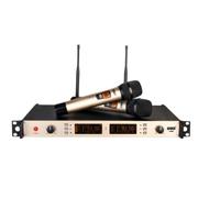 KOOL 真分集U-9988一拖二无线话筒家用K歌卡拉OK舞台演出KTV专用