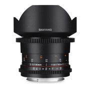 SAMYANG 14mm T3.1Ⅱ 电影镜头 超广角镜头 全画幅  手动镜头 佳能卡口