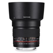 SAMYANG 85mm F1.4  大光圈人像头 全画幅单反 单电 微单手动镜头 索尼E卡口
