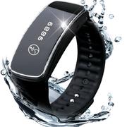 优胜仕 USAMS智能手表运动手环计步器睡眠健康管理 耀黑