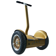 sunnytimes 凌步 平衡电动车 电动独轮体感车 平衡车思维车智能代步单轮车 城市款 高贵金 36V锂电警用款