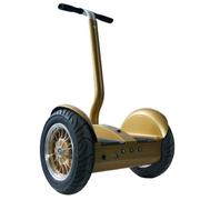 sunnytimes 凌步 平衡电动车 电动独轮体感车 平衡车思维车智能代步单轮车 城市款 高贵金 36V铅酸警用款