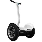 sunnytimes 凌步 平衡电动车 电动独轮体感车 平衡车思维车智能代步单轮车 城市款 纯洁白 36V锂电警用款