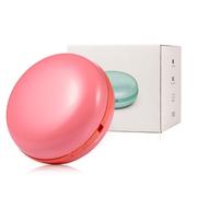 abardeen 马卡龙暖手宝2代usb充电 吹气安全发热移动电源 3000毫安 蜜桃红