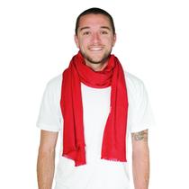 Scough 新款百变潮流防雾霾男士女士正杀菌围巾围脖 精致款 Jasper-Red产品图片主图