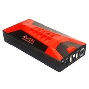 红冠 Red1 应急启动电源 多功能充电宝 10000毫安 SOS照明 双USB