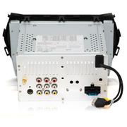 美佳途 现代新IX35IX45瑞纳名图车载固定测速DVD导航仪gps倒车影像一体机全国安装 13款现代IX45