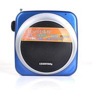 利视达 LD803教学扩音器大功率插卡音箱广场音响扩音机 导游老师腰挂唱戏机10小时录音播放 蓝色