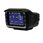 东影 DM810行车记录仪电子狗一体机 雷达测速安全预警仪 自动云升级电子狗 套餐一(8G tf卡)