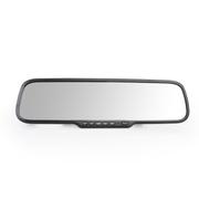 奥克龙 行车记录仪 白屏2.7寸屏 全高清 超薄后视镜汽车行驶记录仪 OK-07 白屏 16G高速卡