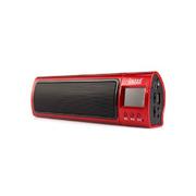 雷尊 蓝色妖姬 Q8 插卡音箱 无线收音机 N9红色