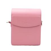 彩友乐 趣奇俏一次成像打印机专用皮套 保护皮套 粉红色