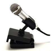 美创 金属迷你麦克风安卓苹果手机平板电脑唱吧电容K歌话筒 mini麦克风电脑版