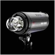金贝 MSN V-600 专业影室闪光灯 1/8000s 高速闪光 持续时间