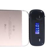 欧利得(olide) fm发射器  苹果iPhone5S 安卓三星 华为手机FM发射器 音乐调频发射器 黑色