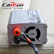 carsun 汽车用品车载逆变器12V转220V电源转换器300W 1000W 3000W 5000W 2000W (只有电瓶连接线)