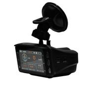 东影 DM811行车记录仪电子狗一体机 雷达测速安全预警仪 自动云升级电子狗 套餐一(8G tf卡)