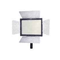 永诺 YN-600 可调色温LED摄影灯 微电影摄像人像常亮补光灯 600颗超高LED灯珠产品图片主图