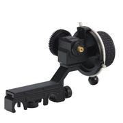 富莱仕 跟焦器5D2摄像/追焦单反视频套件/跟焦环5D3配件PL-1