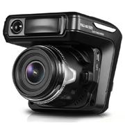 JVJ 行车记录仪+(固定+流动)预警测速/信息站提醒 一体机 1080P高清画面
