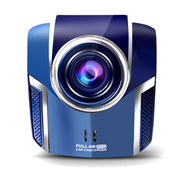 JVJ D102 高清夜视 迷你无线胎压监测监控版行车记录仪一体机 170° 1080P