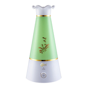 浩奇 HQ-UH811A1.8L 家用/办公室香薰空调加湿器(赠:1香薰盒1消声器3除垢粉) 绿色