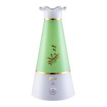 浩奇 HQ-UH811A1.8L 家用/办公室香薰空调加湿器(赠:1香薰盒1消声器3除垢粉) 绿色产品图片主图