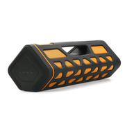 vtrek 户外三防便携蓝牙音箱手机无线蓝牙低音炮音响 橙色