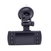 澳优美 车载行车记录仪1080p超高清像素迷你170超广角夜视停车监控 旗舰版红色+32G卡