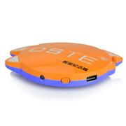 蒂森特 移动电源 DP0213 充电宝  智能手机平板通用7500毫安 通用手机 限量版 蓝盖