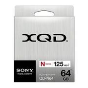 索尼 XQD 64G 高速存储卡 125MB/S