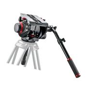 曼富图 509HD专业双向液压云台 摄像 观鸟 必备