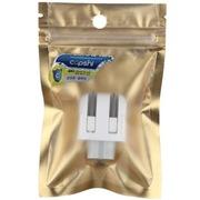 Capshi 苹果转接头 标准转换插头 适用苹果所有方形充电器