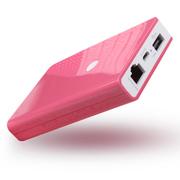 乐携 WT1541 适用于 wifi移动电源 存储共享 3G无线路由器 手机移动电源