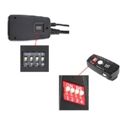 金贝 TR-A8 数码无线引闪器 影室闪光灯摄影灯摄影棚触发器遥控器各品牌相机通用