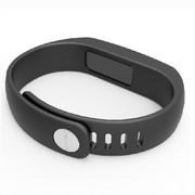 优胜仕 USAMS 智能手环 运动计步器 睡眠健康管理 黑色