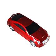 达客 汽车模型音响 低音炮立体声无线蓝牙音箱儿童 红色