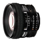 尼康 AF 20mm f2.8D 全幅广角 定焦镜头
