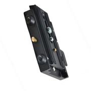曼富图 577 数码单反相机三脚架云台系列专用摄像机快装板转接件