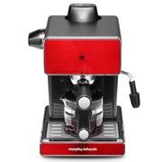 摩飞 MR4658 意式蒸汽咖啡机/咖啡壶 可打奶泡