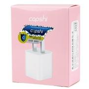 Capshi 1A苹果手机充电器  USB充电器插头 新版 适用iPhone5/5s/5c/6/Plus iPhone4/4S