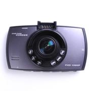 途美 G11 行车记录仪 500万像素 1080P高清 广角夜视 标配+64G