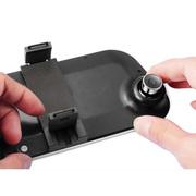 FAC 后视镜记录仪 4.3寸屏蓝镜防眩目1080P夜视1200万后视镜行车记录仪高 719双摄像头 8G卡+标配