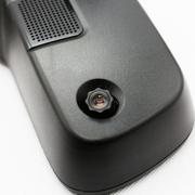 畅捷 后视镜导航仪高清行车记录仪电子狗雷达测速仪蓝 标配雷达版+双地图 凯迪拉克XTS/CTS/ATS