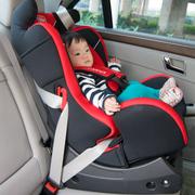 麦凯(mEinKind) S500 宝宝坐躺式儿童汽车安全座椅 双向安装 0-6周岁 深紫S500-02B