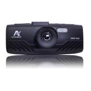 澳优美 车载行车记录仪1080p超高清像素迷你170超广角夜视停车监控 旗舰版红色+8G卡