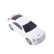 达客 汽车模型音响 低音炮立体声无线蓝牙音箱儿童 白色